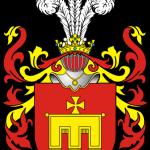 Służew herb Radwan Służewskich